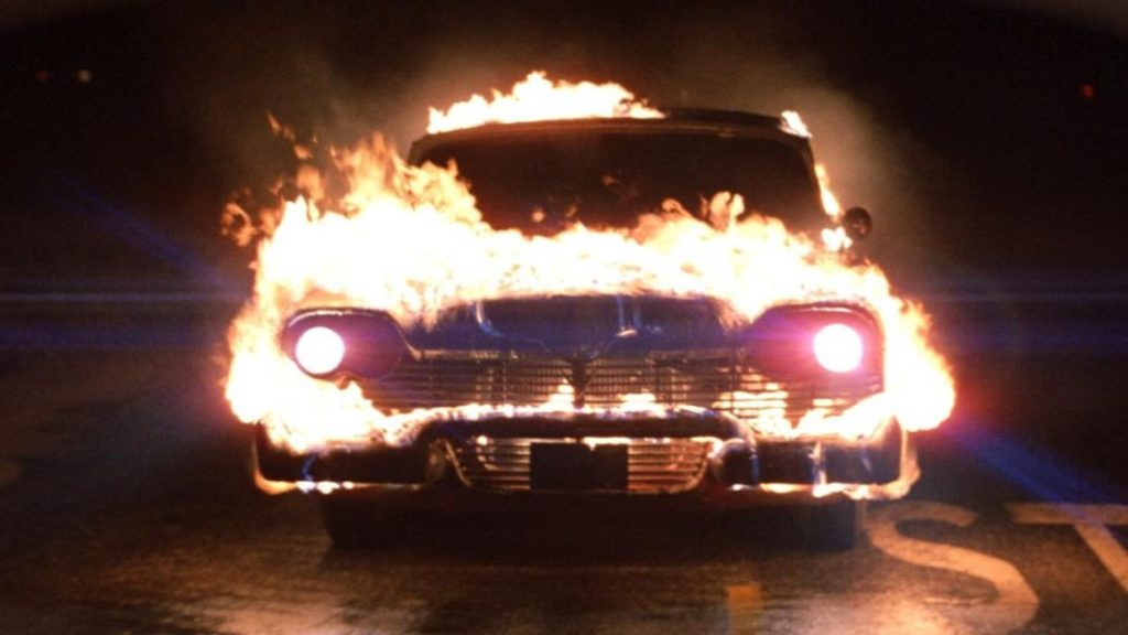WHY STEPHEN KING'S CHRISTINE IS AN UNDERRATED PARABLE FOR OUR TIMES