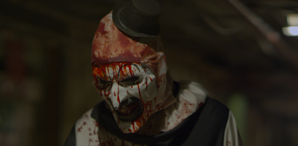 "[SEND IN THE CLOWNS] ""TERRIFIER"" PLAYS ALAMO DRAFTHOUSE CLOWN CINEMA SERIES"