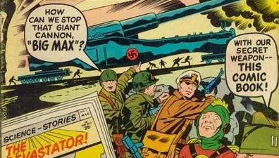 [GRINDHOUSE COMICS COLUMN] OUR FIGHTING FORCES #153