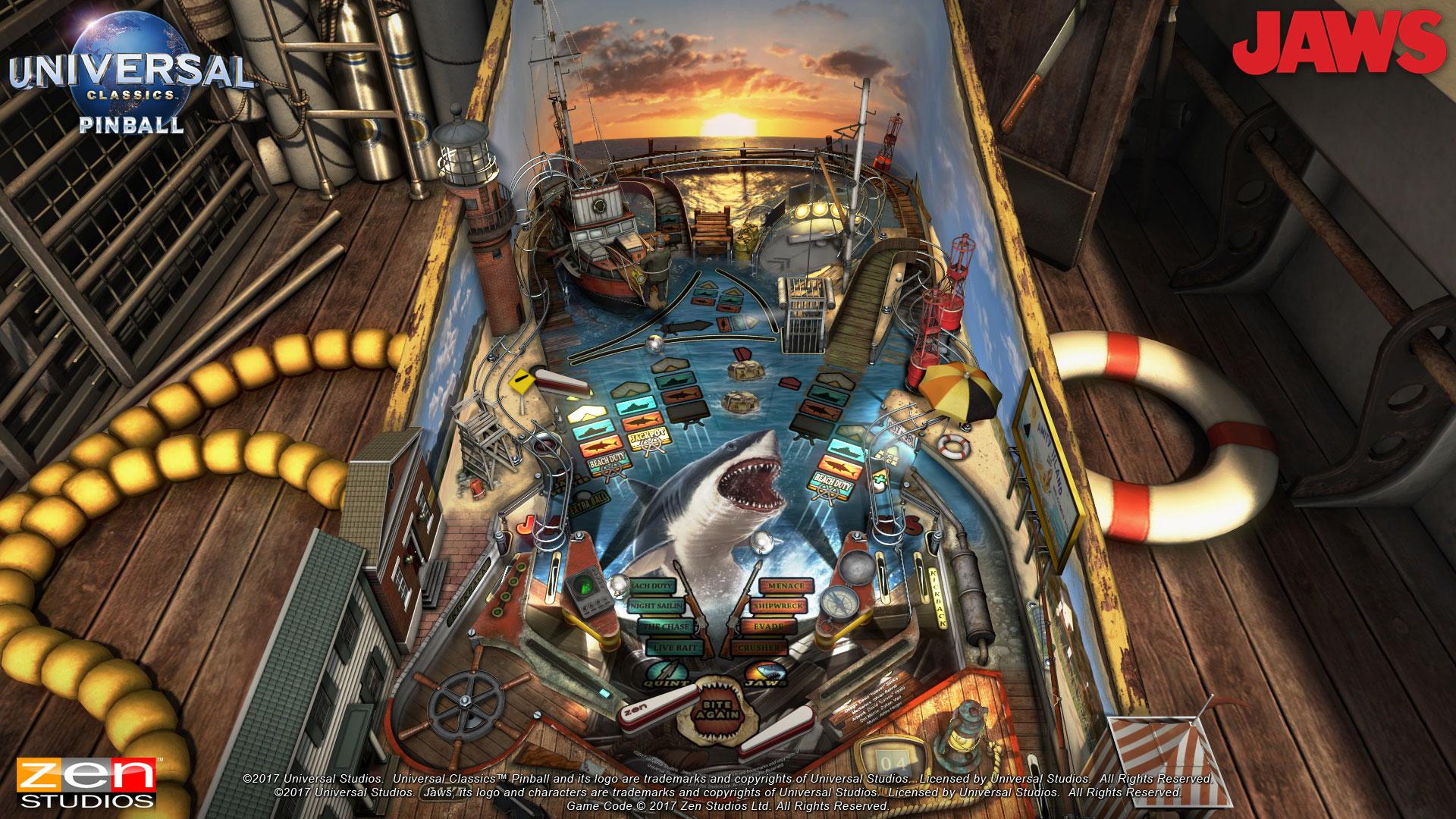 Daily Grindhouse Joysticks Pinball Fx3 S New September