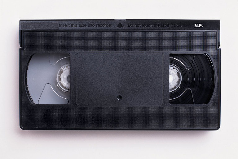 THE VHS EFFECT: FAREWELL TO A FRIEND