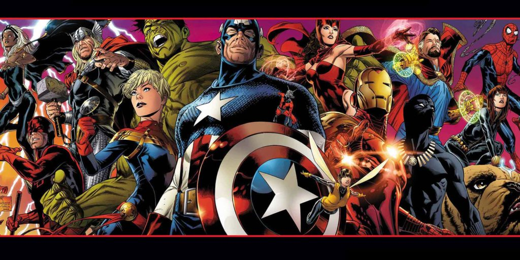 [GRINDHOUSE COMICS COLUMN] MARVEL LEGACY #1