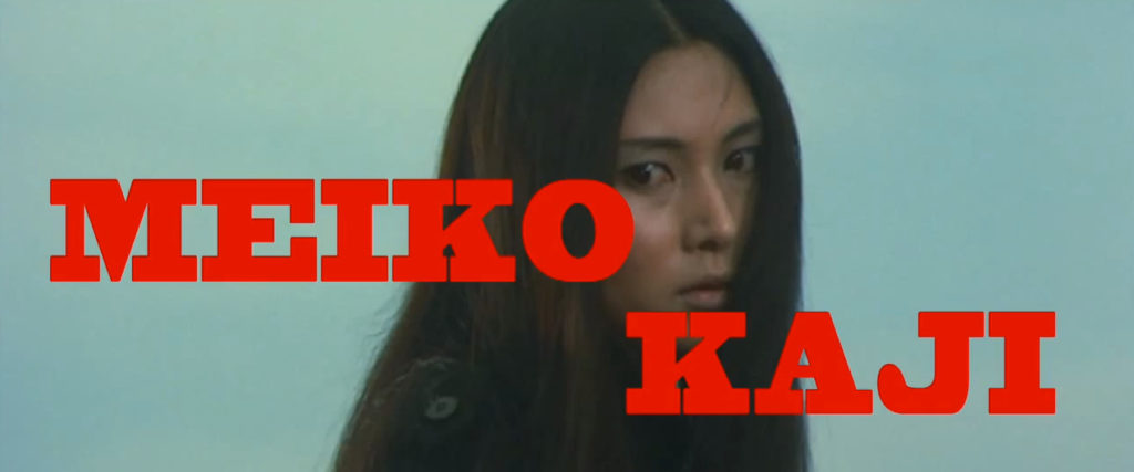 AMAZING MEIKO KAJI BIOGRAPHY OUT NOW FROM TOM MES & ARROW BOOKS!