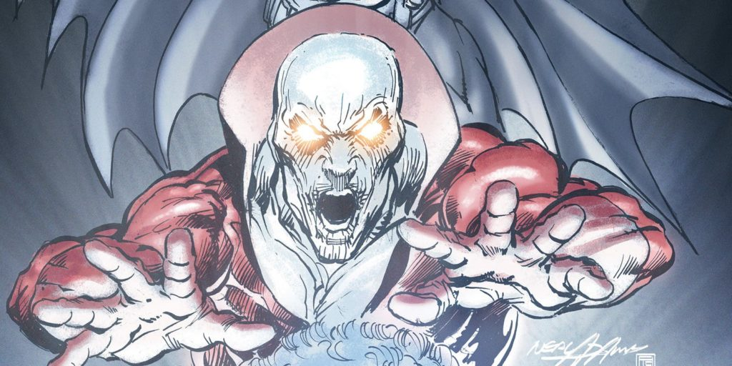 [GRINDHOUSE COMICS COLUMN] DEADMAN #1
