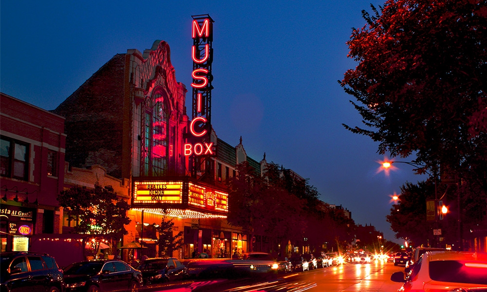 [CHICAGO] A Celebration Of The Music Box Theater