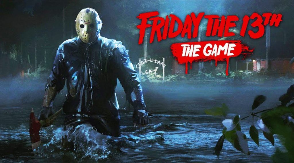 'FRIDAY THE 13TH: THE GAME' IS THE BEST GAME OF 2017