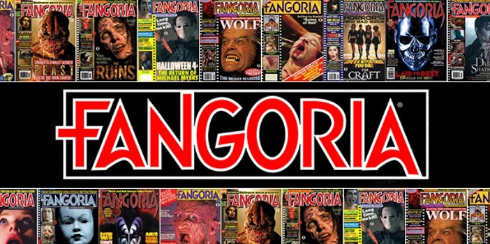 [BACK FROM THE GRAVE] FANGORIA RETURNS!