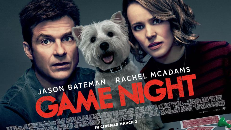 [IN THEATERS NOW!] GAME NIGHT (2018)