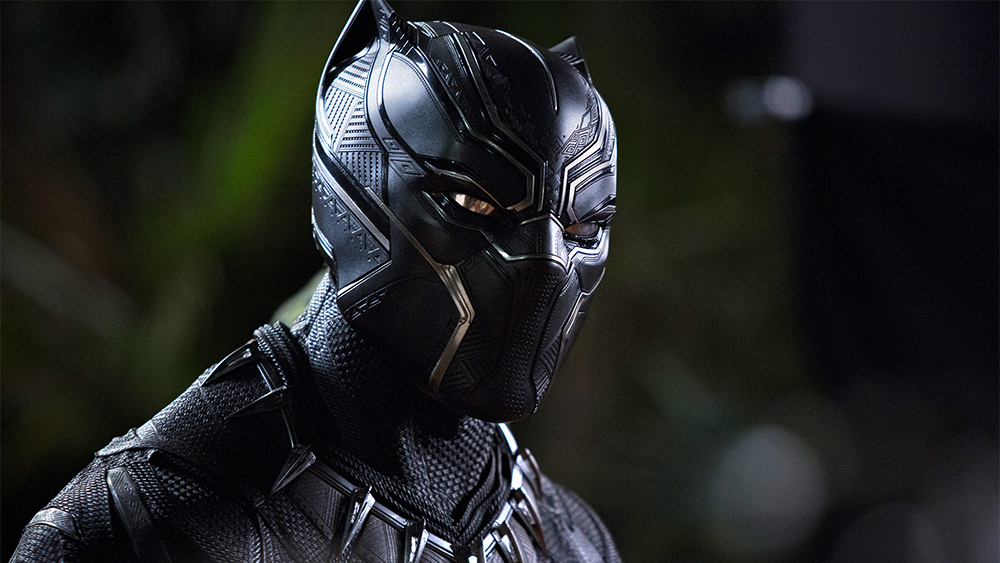 [IN THEATERS NOW!] BLACK PANTHER (2018)