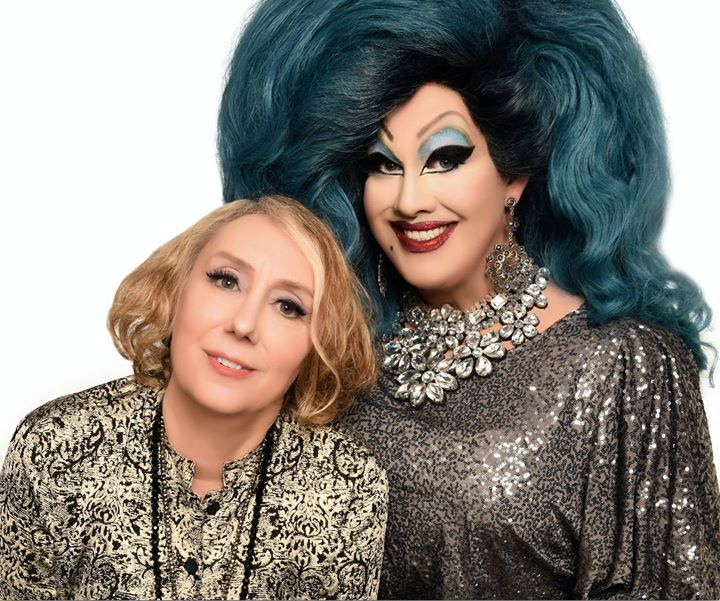 [THE DAILY GRINDHOUSE INTERVIEW] MINK STOLE AND PEACHES CHRIST!