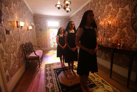 ST. AGATHA Is Perverse & Creepy Modern Nunsploition
