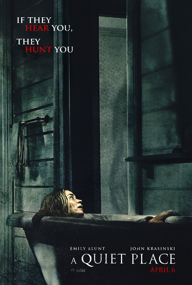 Daily Grindhouse | IN THEATERS NOW! A QUIET PLACE (2018 ...