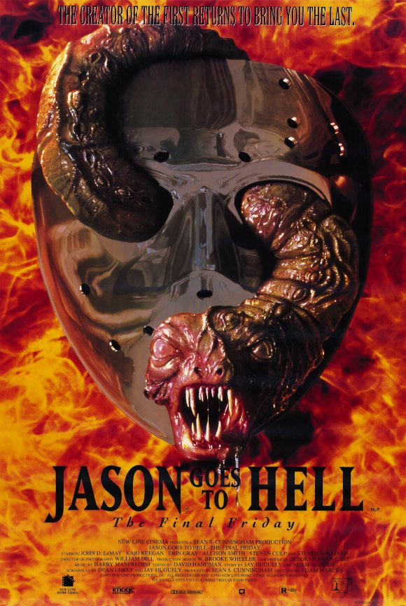 Great moments in false advertising: JASON GOES TO HELL: THE FINAL FRIDAY