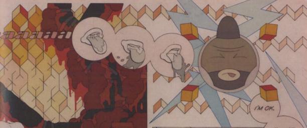 [GRINDHOUSE COMICS COLUMN] QOBERIUS, VOL. 1 BY D.R.T.
