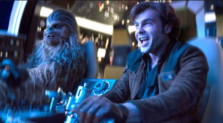 SOLO: A STAR WARS STORY Is The Best STAR WARS Adventure Since The '80s & The Most Fun Since The Original