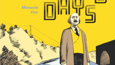 [GRINDHOUSE COMICS COLUMN] 'BLACKBIRD DAYS' BY MANUELE FIOR
