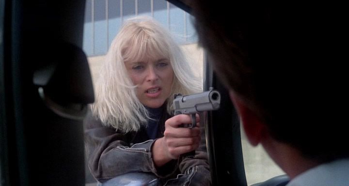 [GRINDHOUSE COMICS SPECIAL] SYBIL DANNING IS: RUGER!