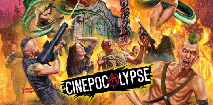 Daily Grindhouse Cinepocalypse 2018 Await Further Instructions