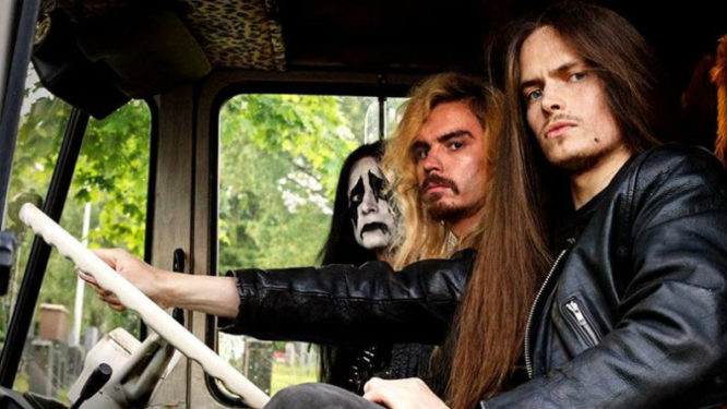 [CINEPOCALYPSE 2018] 'HEAVY TRIP' Is The Cutest Film About A Grave Robbing Black Metal Band Of 2018