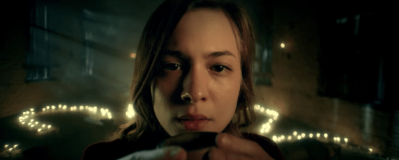 [CINEPOCALYPSE 2018] 'LUCIFERINA' takes its time getting to the Satanic Panic goods