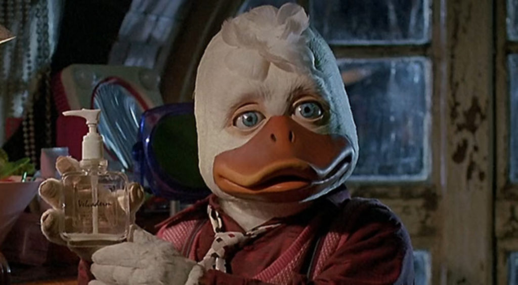 [CINEPOCALYPSE 2018] Can HOWARD THE DUCK's reputation be salvaged?