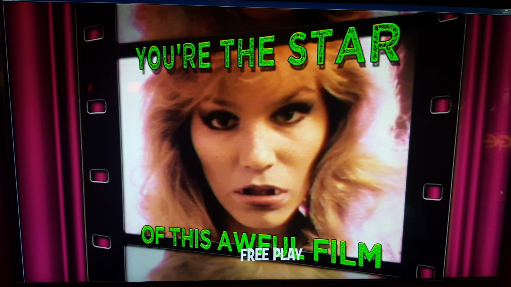 Starring YOU!