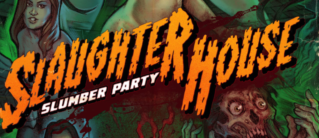 AN INTERVIEW WITH DUSTIN MILLS, THE MASTERMIND BEHIND 'SLAUGHTERHOUSE SLUMBER PARTY'