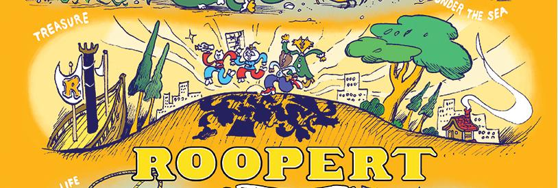 [GRINDHOUSE COMICS COLUMN] ROOPERT BY AUGUST LIPP