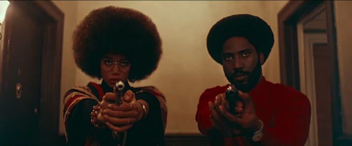 [IN THEATERS FRIDAY!] BLACKkKLANSMAN (2018)