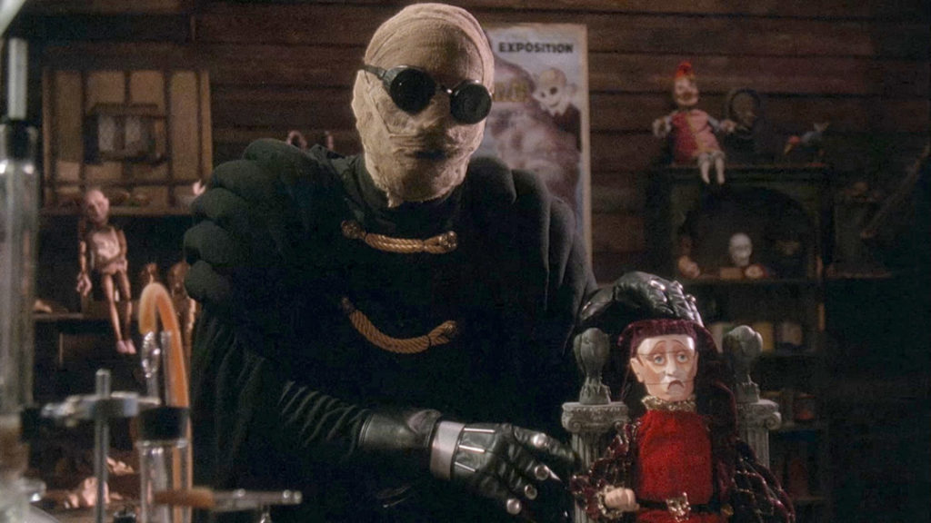 Andre Toulon In PUPPET MASTER II