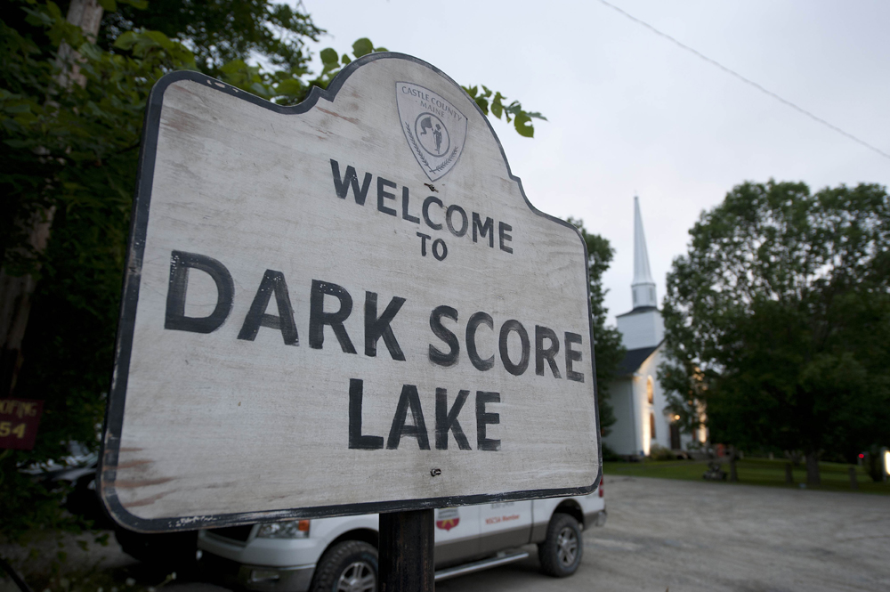 Welcome to Dark Score Lake