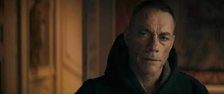 [FANTASTIC FEST 2018] JEAN-CLAUDE VAN DAMME STRETCHES HIS ACTING MUSCLES IN 'THE BOUNCER'