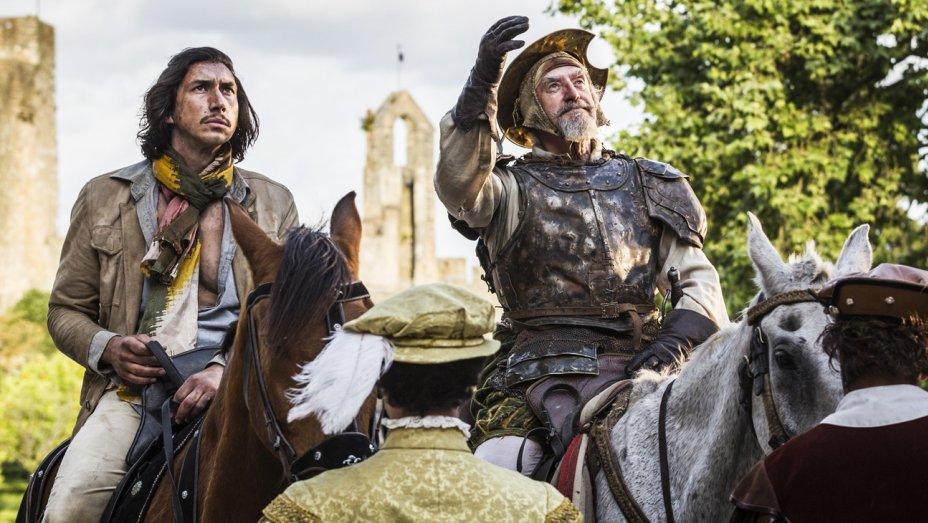 The Man Who Killed Don Quixoite