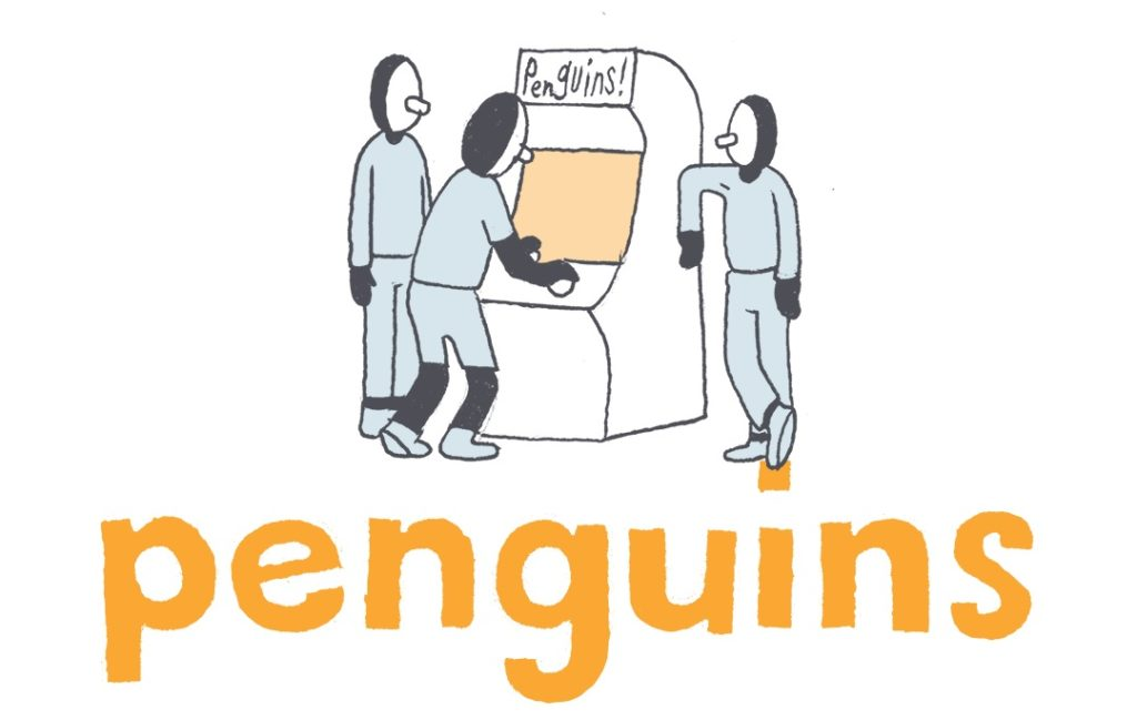 [GRINDHOUSE COMICS COLUMN] 'PENGUINS' BY NICK THORBURN