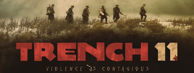 [THE DAILY GRINDHOUSE INTERVIEW] LEO SCHERMAN, DIRECTOR OF 'TRENCH 11'