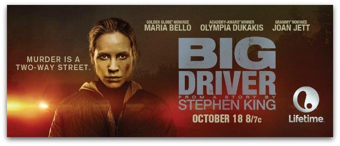 Lifetime's Big Driver (2014)