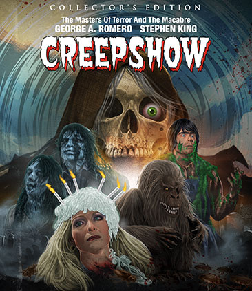CREEPSHOW - Blu-ray cover