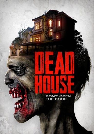 DEAD HOUSE poster