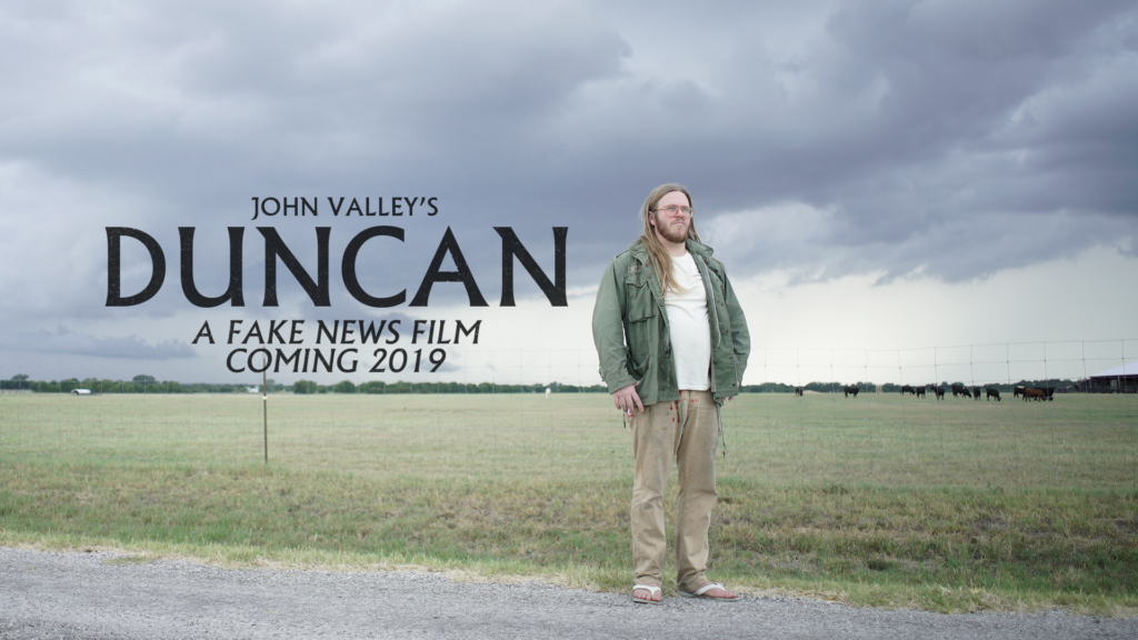 [EXCLUSIVE!] POSTER ART FOR 'DUNCAN,' AN EXCITING NEW INDY FILM!