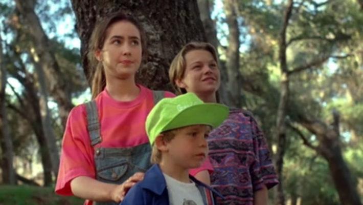 CRITTERS 3 - Aimee Brooks, Leonardo DiCaprio