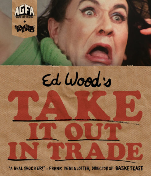 TAKE IT OUT IN TRADE - Blu-ray Cover