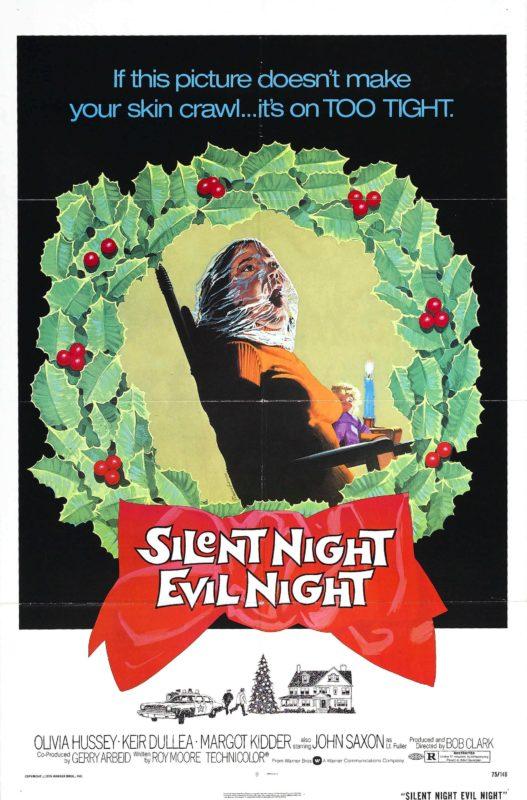 BLACK CHRISTMAS - Alternate Poster