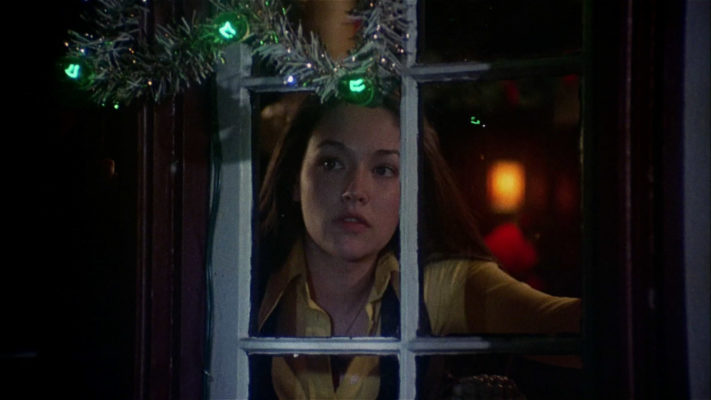 BLACK CHRISTMAS - Olivia Hussey