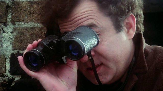 CHRISTMAS EVIL - Binoculars