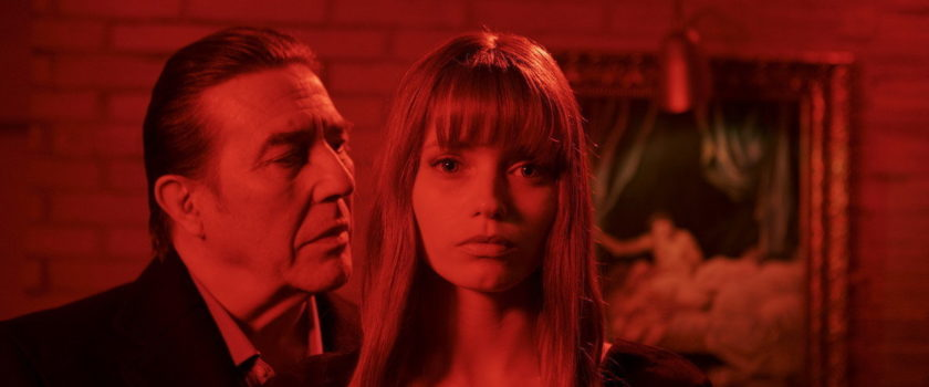 ELIZABETH HARVEST - Abbey Lee, Ciaran Hinds