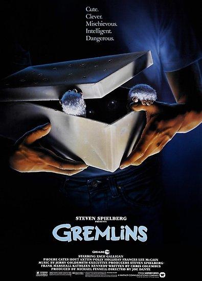 GREMLINS - Poster