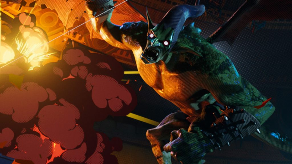 SPIDER-VERSE - Green Goblin