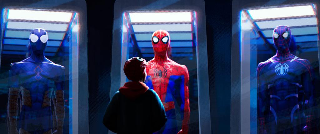 SPIDER-VERSE - Suits