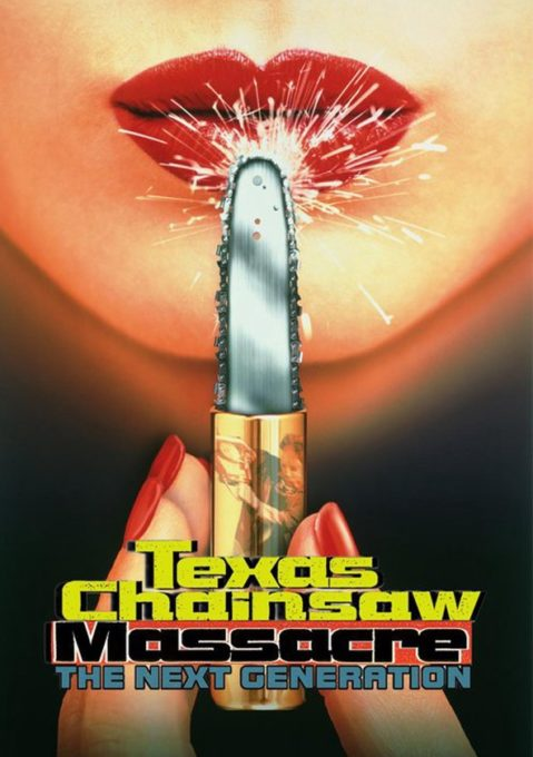 CHAINSAW: NEXT GEN. - Poster