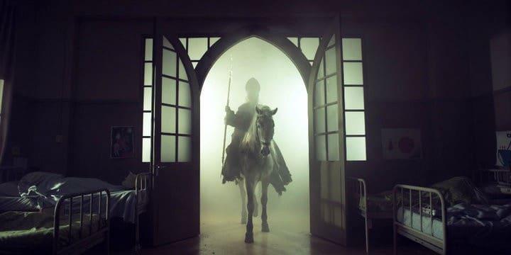SAINT - Horseback